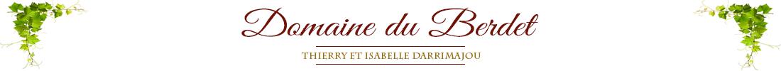 Domaine du Berdet Logo
